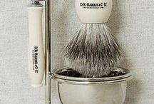 Men's Grooming & Shaving / Menswear style inspiration || #menswear #mensfashion #mensstyle #style #sprezzatura #sprezza #mentrend #menwithstyle #gentlemen #bespoke #mnswr #sartorial #shaving #shave #grooming #skincare #skin #care