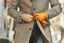 Men's Coats / Menswear style inspiration || #menswear #mensfashion #mensstyle #style #sprezzatura #sprezza #mentrend #menwithstyle #gentlemen #bespoke #mnswr #sartorial #mens #coat #coats #overcoat #jacket #jackets