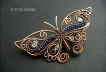 Handmade jewelry - Šperky