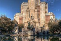 Madrid - Places / Lugares / Orte / Restaurantes, cafés, bares, etc.