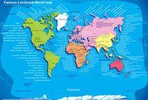 Travel Infographics / Explore • Learn • Travel