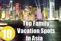 Travel Top 10's / Various travel top 10 lists and articles.