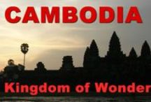 Cambodia & Laos Travel / Beautiful photos and informative travel videos from Cambodia and Laos.