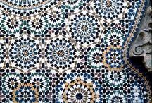 Patterns / motivos / Mustern