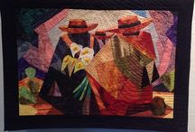 Quilts - Selfmade / Quilts hechos por mi/ Quilts - selbsgemacht