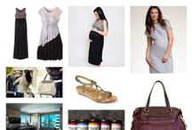 Maternity Fashion Trends / The latest maternity fashions that are flattering for that baby bump.  Get your hospital bag checklist here: http://bit.ly/1BQek3I