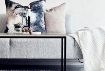 Living Room InspiraTion / Mirrors #Big #Living Room