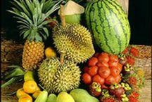 Fruíts/ Frutas / Obst