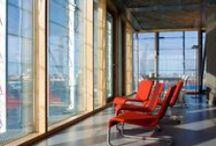 Architectuur / De locatie van JOINSON&SPICE kan bijna niet inspirerender. Temidden van gelijkgestemde bedrijven en in een prachtig pand....