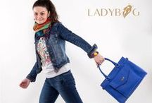 LADYBAG Blue Ocean: Heated Bags / The only handbag which charges your electronics and keeps you warm year round www.ladybag.cz