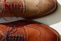 Foot Work / Footwear for a modern day gentleman.