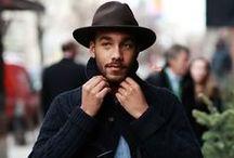 Headgear / Hats for men.