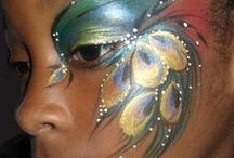 Face Paint / by Gina Ballantyne