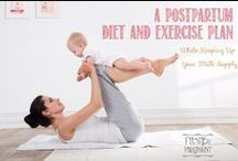 Healthy Pregnancy & Post Partum Days / Tips for a Healthy Pregnancy