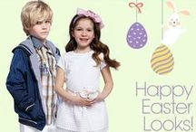 Easter Look / Η παιδική γκαρνταρόμπα ανανεώνεται με τα ωραιότερα ρούχα και αξεσουάρ για την Άνοιξη 2015. Δείτε τα fashion trends by Alouette