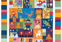 Quilts for kids / Everyone needs a quilt - start with the youngest in the family