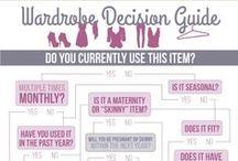 Do it with wardrobe