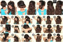 Hairstyle mix