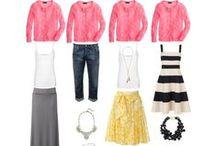 Color wardrobe