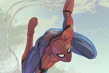 Spidey / With great power comes great responsibility