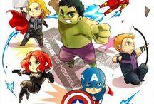 Avengers / ASSEMBLE!
