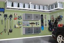 garage organizada