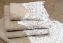 Dantell Towels & Bathrobes / Banyonuzda Dantell ayrıcalığı... Havlu ve bornozlarımız...