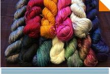 Yarn / Beautiful yarns found at Personal Threads Boutique