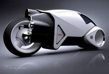 Car & Vehicle Concept / by cid development