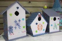nichoirs - maisons