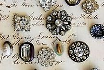 """Vintage Repurposed / New Life for Old """"Friends:.   Creating new """"stories"""" for vintage."""