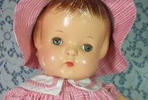 Dollies, Bears and Toys / Vintage Dreams of Childhood