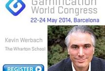 Gamification World Congress 2014 / Gamification World Congress #GWC14 Barcelona where all the great gamifiers come to play and share