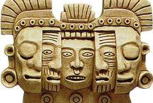 ≥ Masks / Fine selection of Tribal, Baroque & Futurist mask.