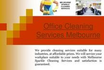 Commerical Cleaning Melbourne / Commercial Cleaning Melbourne has the experience needed in order to handle bio-hazardous waste and dispose of this in a clean and safe manner which is essential in helping the environment. Check this link right here http://www.sparkleoffice.com.au/ for more information on Commercial Cleaning Melbourne.