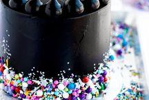 Cakes - black