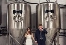 My Big, Fat (Beer) Geek Wedding! / Celebrate Your Everlasting Love with a Craft Beer Themed Wedding