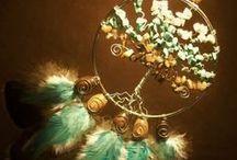 Dreamcatchers : tree of life