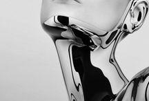 ≥ Mannequins / Chrome | Glossy