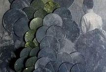 SHADES OF GREY & GREIGE / all kinds of stuff in greys & greiges / by ELISABETH VAN DE VEN