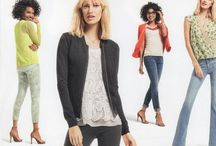 CAbi Spring/Summer / by Yarnelle Waller
