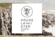 GoT // casterly rock / house lannister; hear me roar / by EGM & AGW