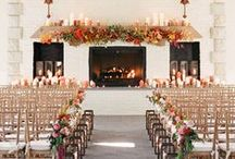 Un Mariage en Automne / Inspiration mariage en automne - fall wedding