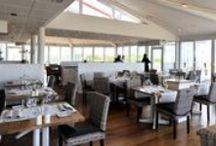 Restaurant Noordzee, Hotel & Spa / Indruk van het Restaurant Noordzee, Hotel & Spa