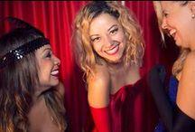 Cabaret / My big fat cabaret themed party ❤ - Le Cabaret Furieux