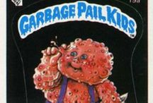 ≥ Garbage Pail Kids / Popular collectibles from the 80s