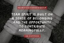 Gamification Design Tips / Daily #GamificationDesign Tips