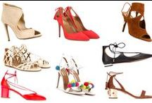 For the love of shoes / The most trending shoes in fashion and our personal favourites