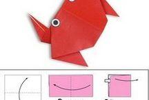 origami découpage