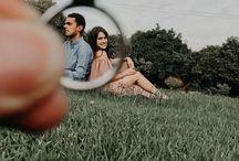e-Session: Camila + Pedro - Engenhoca Parque - Ce / Fotos de casais no campo por Walison Rodrigues.